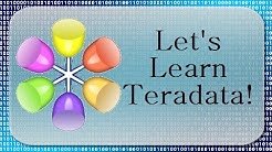 Let's Learn Teradata Lesson 66: Introducing Fallback!