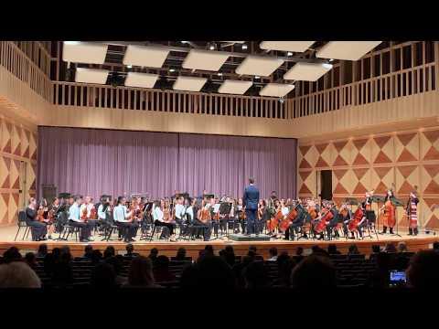 Kastner Intermediate Symphony Orchestra: Peer Gynt Suite Selections