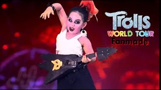 Trolls World Tour 2020 fanmade | Trolls 2 Queen Barb received a letter invitation | Here I am