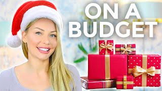 Luxury Gift Ideas   On A Budget!