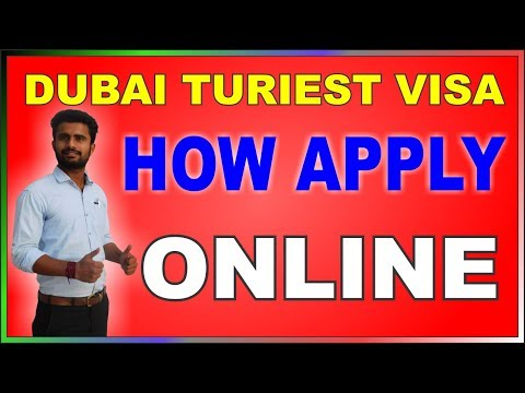 How to apply UAE Visa Online | How to Apply Dubai Visa | How to Apply Tourist Visa
