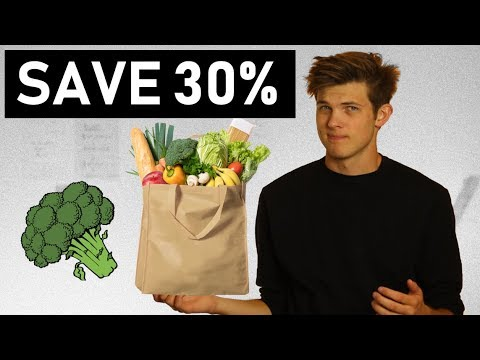 10 Money Wasters At The Grocery Store (How To Save 30%)