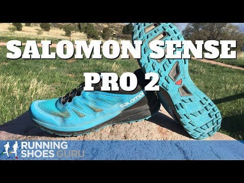 efd06f99b1 Salomon Sense Pro 2 - Video Review