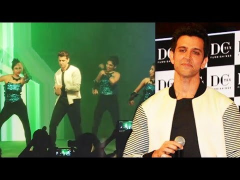 Hrithik Roshan LAUNCHES DC Tex Furnishings App