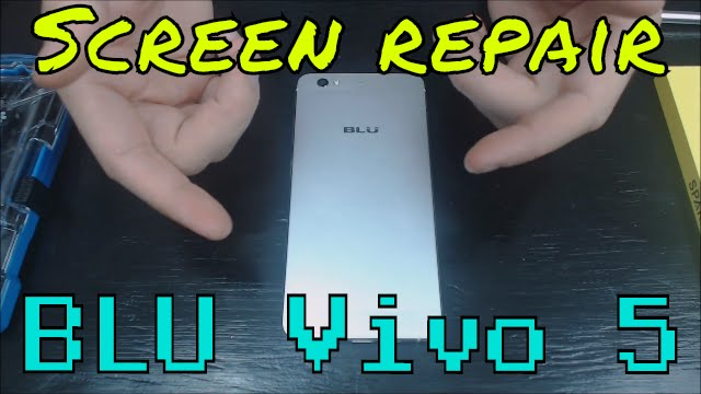 how to fix a broken screen