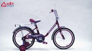 """Обзор велосипеда Black Aqua Princess. Диаметр колес от 12"""" до 20"""""""