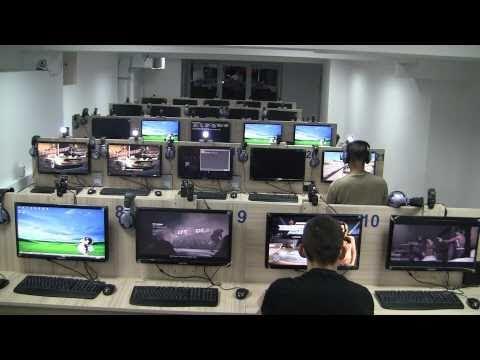 Internet cafe based on diskless Linux Gentoo