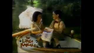 """""""Little Rascals"""" Long John Silver"""