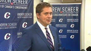 Scheer on Trans Mountain ruling: Trudeau gov
