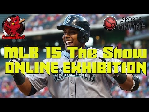 MLB 15 The Show Online Exhibition: Is Felix Hernandez a good