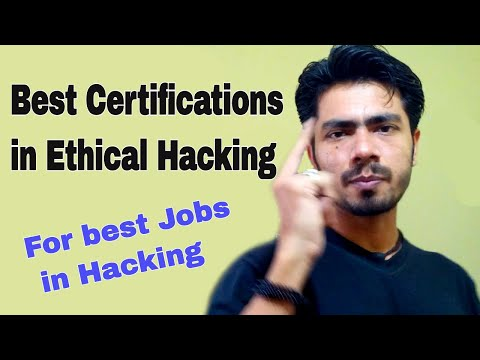 Best Certifications in Ethical Hacking for getting Good Job