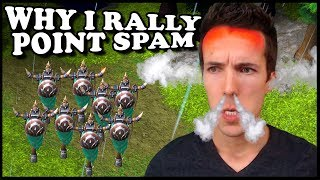 Grubby | Reforged BETA | WHY I RALLY POINT SPAM
