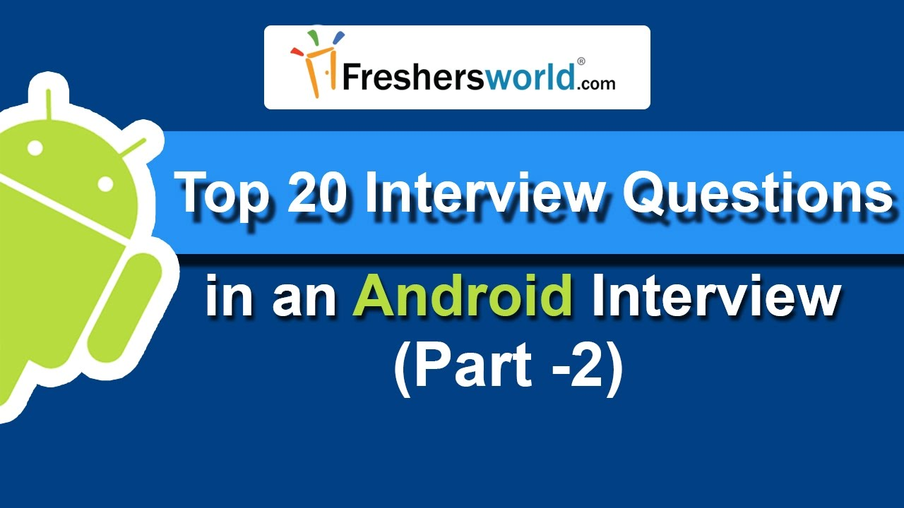 top 20 interview questions