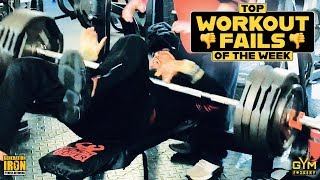 Top Workout Fails Of The Week: Prepare For Vomit | October 2019 - Part 1