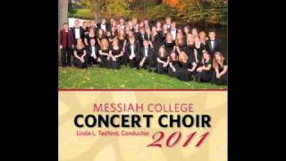 Erev Shel Shoshanim (Evening of Roses) - Messiah College Concert Choir