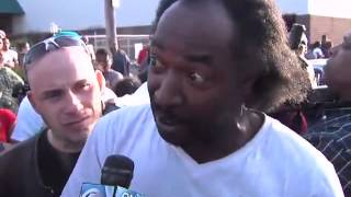 Dead Giveaway! Black Man Rescues Missing White Teens. Charles Ramsey Interview. Classic