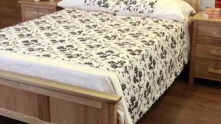 Sweet Dreams Robin Luxury Wooden Bed  | 4ft6 Double & 5ft King Size