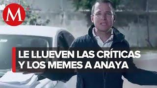 Critican a Ricardo Anaya por meterse con las
