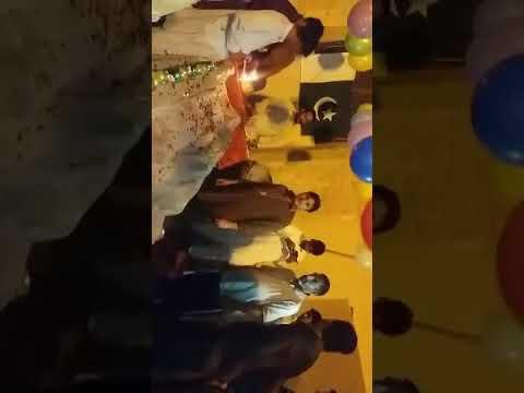 14 aguest in riyadh..i love my pakistan