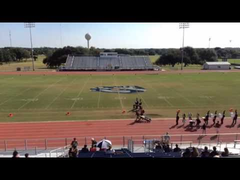 Goliad High School Band Marching Contest 1st Half