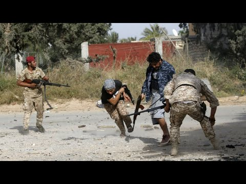 ليبيا: قوات حكومة السراج تدفع قوات حفتر للتراجع في جنوب طرابلس  - نشر قبل 1 ساعة