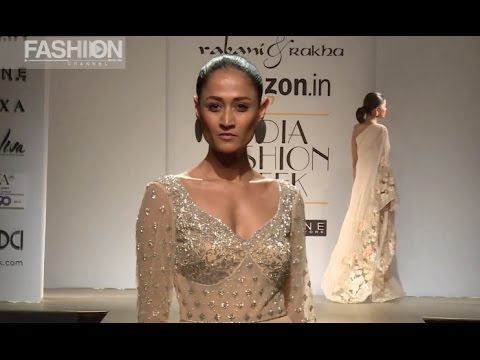 RABANI&RAKHA Spring Summer 2017 | INDIA Fashion Week by Fashion Channel
