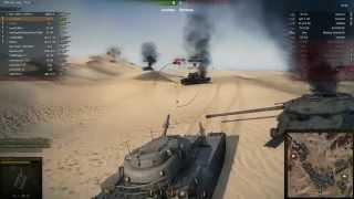 World of Tanks, FV215b Gameplay 2015 (Ultra Graphics 1080p) Sapphire Radeon R9 280X