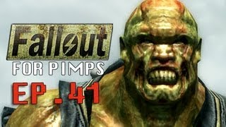 "Fallout for Pimps - ""The Incredible Fawkes"" 1-41 Point Lookout"