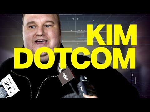 Kim Dotcom: The Man Behind Megaupload