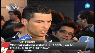 """Cristiano Ronaldo: """"¿Si sigue Mou? Me importa el Madrid y yo"""""""