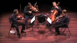 "Turtle Island Quartet performs ""Model Trane"""