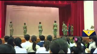 YISS NCC Speech Day '16 performance