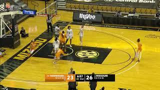 Lady Vols | Highlights vs. Missouri 2/25/2021