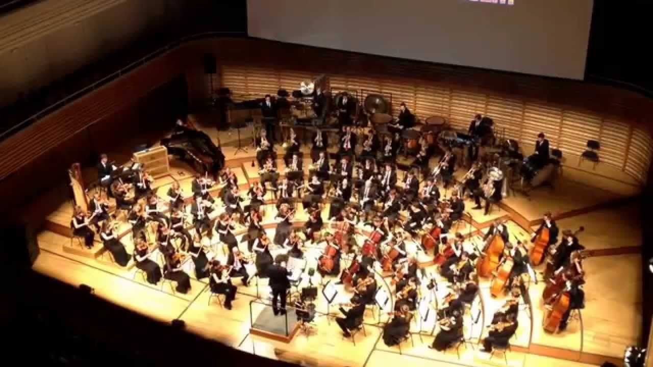 KKL Luzern - Back to the future in concert (21st Century Symphony Orchestra)