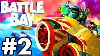 NEW RARE ITEM UNLOCKED  | Battle Bay Gameplay Part 2 IOS/Android (I'M ADDICTED)