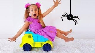 Diana brinca com nova surpresa LOL para Crianças