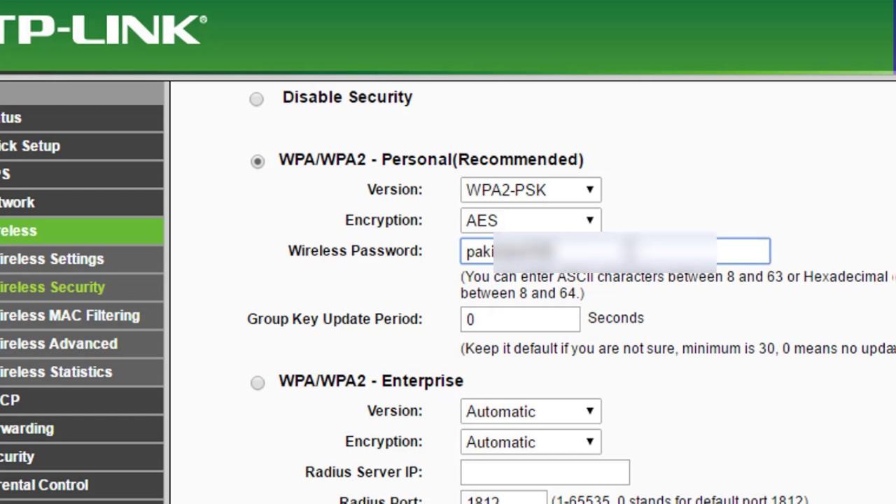 Tp Link Wifi Router Password Changing Mathod Urdu Hindi