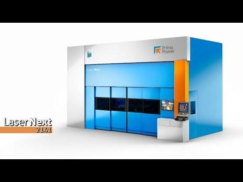 Prima Power Türkiye | Laser Next 2141