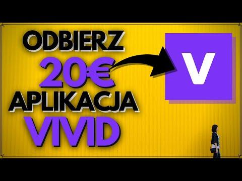 ODBIERZ 20€ od VIVID 🤑 Aplikacje Do Zarabiania 2020 🚀