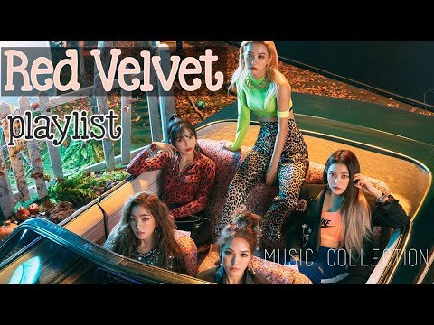 Red Velvet Music Collection | 레드벨벳 노래 모음 (2014-2018)