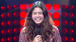 The Voice Thailand - โอลีฟ - คนไม่เข้าตา - 28 Sep 2014
