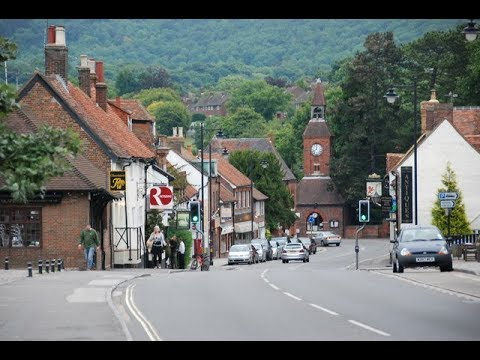Places To See In ( Wendover - UK )