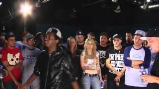 KOTD - Rap Battle - GZ - Danny Epic vs Mcnight