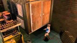 Resident Evil 3: Nemesis cutscenes - The Great Novelist(alternate) [Jill and Dario]