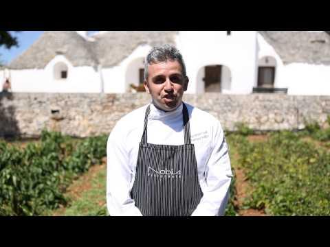 La cucina mediterranea del nostro Executive Chef Pierluca Ardito
