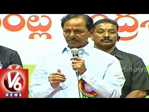 CM KCR speech at Teacher's Day event in Ravindra Bharathi - Hyderabad