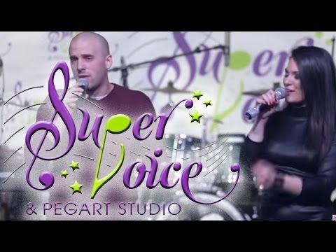 Vladana Andrić i Slobodan Bojić - Med (škola pevanja Super Voice)