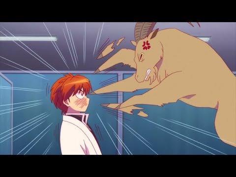 Kyoukai no Rinne - Ouka Ranman (Kyoukai No Rinne Opening) Keytalk Lyric