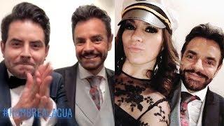 """Eugenio Derbez durante el estreno de """"Hombre al agua"""" en México"""