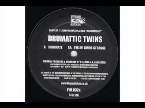 drumattic twins - dominate